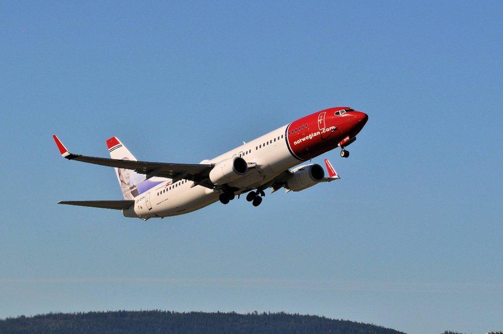 Et Norwegian-fly måtte evakuere etter bombetrussel.