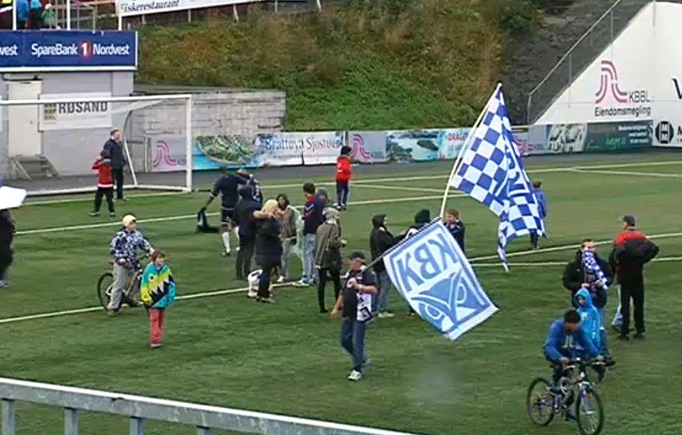 KBK er i 1. divisjon