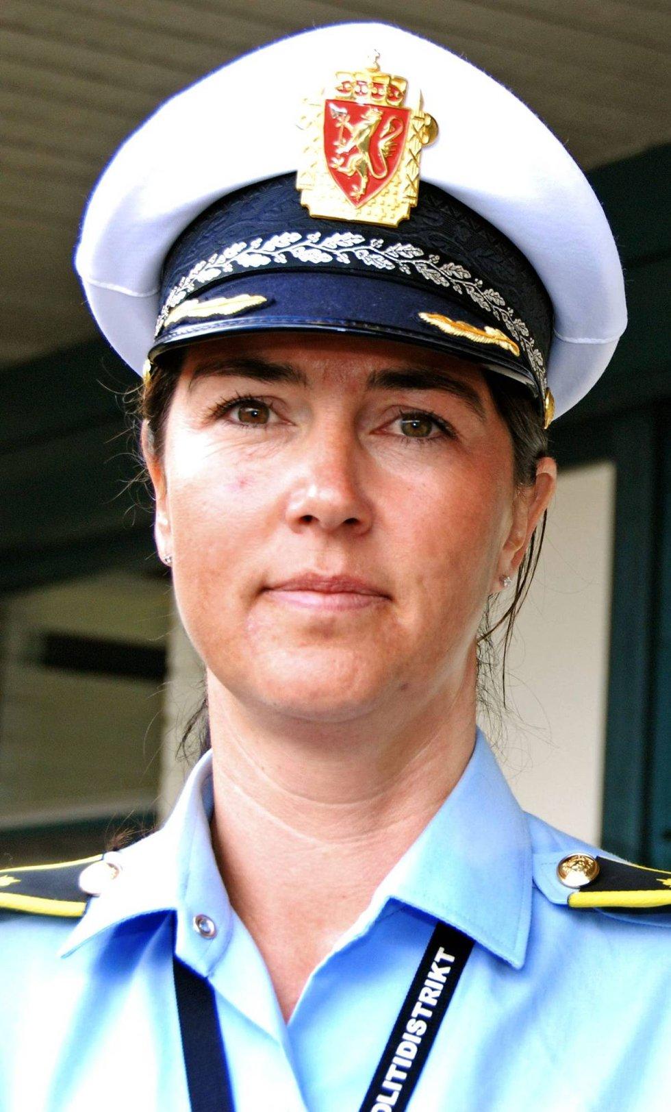 POLITIADVOKAT: Nora Ingebrigtsen har jobbet med saken i Follo politidistrikt. ARKIVFOTO