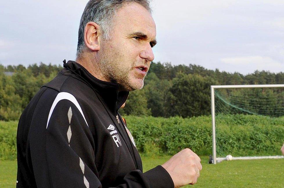 Stjørdals-Blinks trener Roar Vikvang.