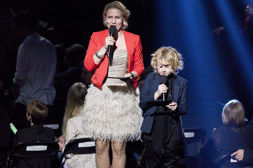 Melodi Grand Prix                 2013                 MGP                 Arena Larvik                                  Journ.: Sigrid Ringnes                 Foto: Peder Torp Mathisen *** Local Caption *** (Foto: )