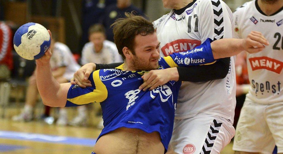 Aleksander Mevatne senket gamleklubben FyllingenBergen 22 sekunder før slutt.