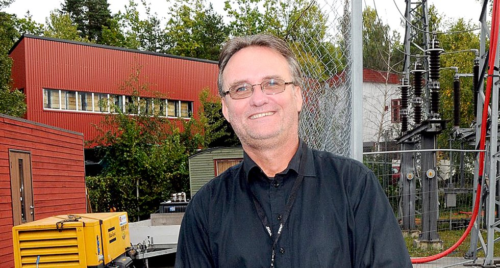 Håkon Kåre Svendsen har i kveld sagt opp sin stilling som administrerende direktør i Kragerø energi holding AS. (Arkivfoto)