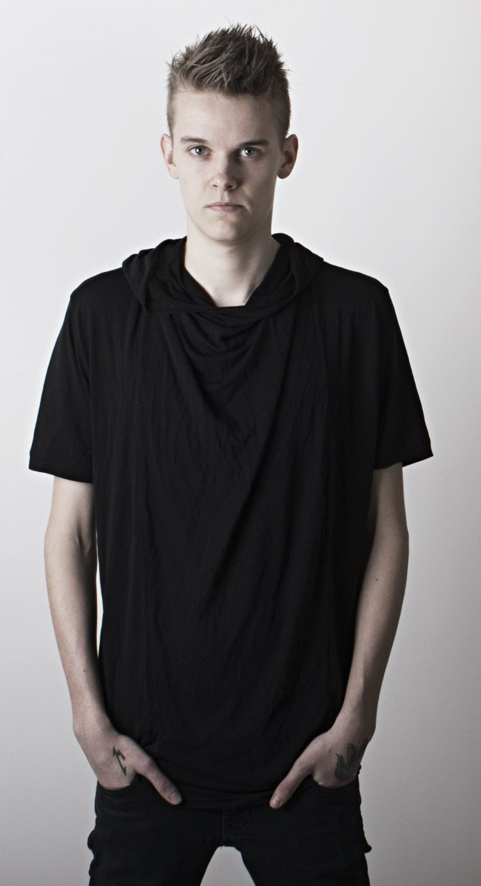 FAVORITT: Sivert Moe ble publikumsviunner i Bandwagon-vinner i fjor, og deltar med låt på norsk i år.