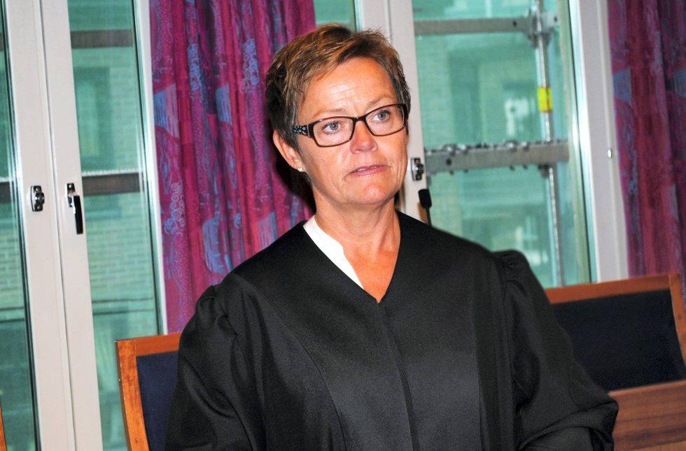 KLAGER: Advokat Elna K. Holbye klaget på henleggelsen på vegne av avdødes mor. Klagen førte fram. (Arkivfoto: Geir Bjørnstad)