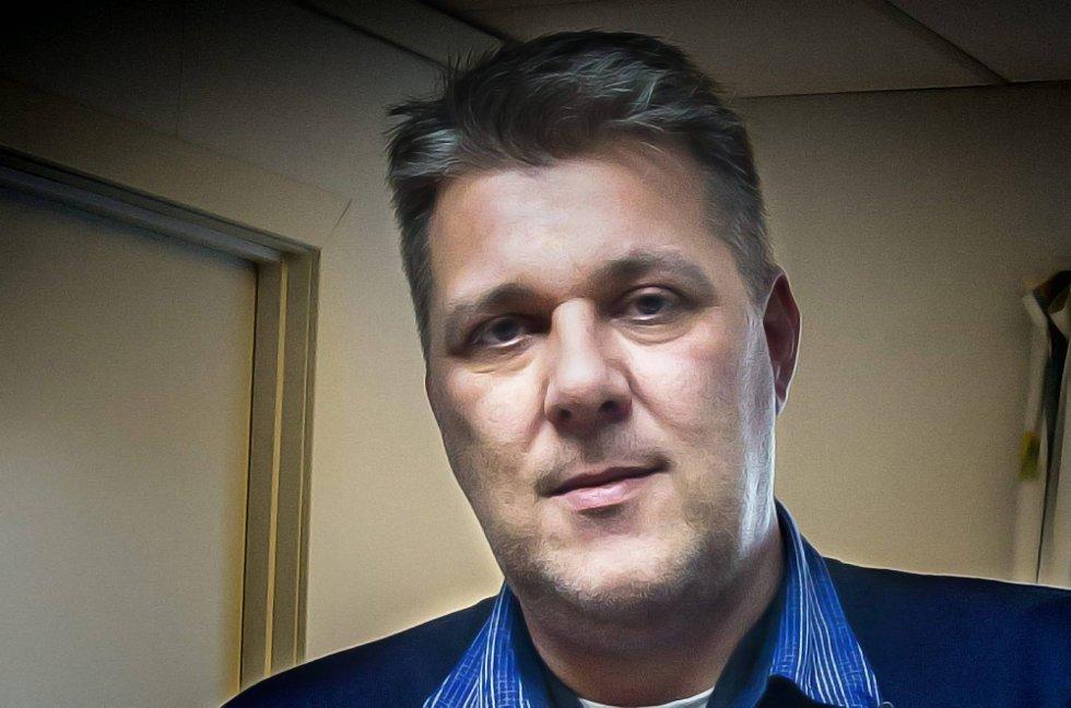I GANG IGJEN: Politiførstebetjent Espen Fronth-Andersen lover full ny gjennomgang av saken.