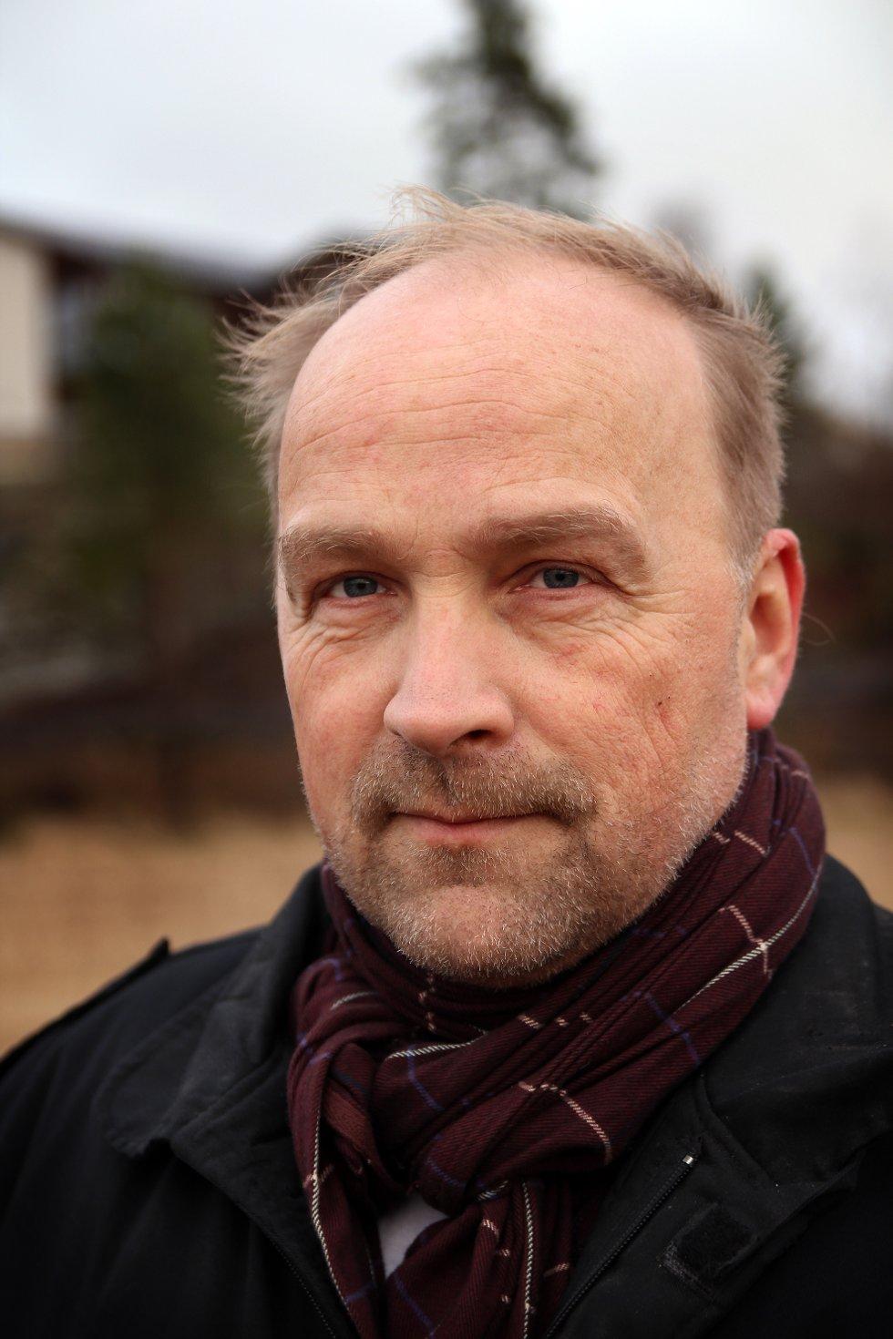 Tomm Egil Hammer har gått fra bærumsmann til haldenkæll.