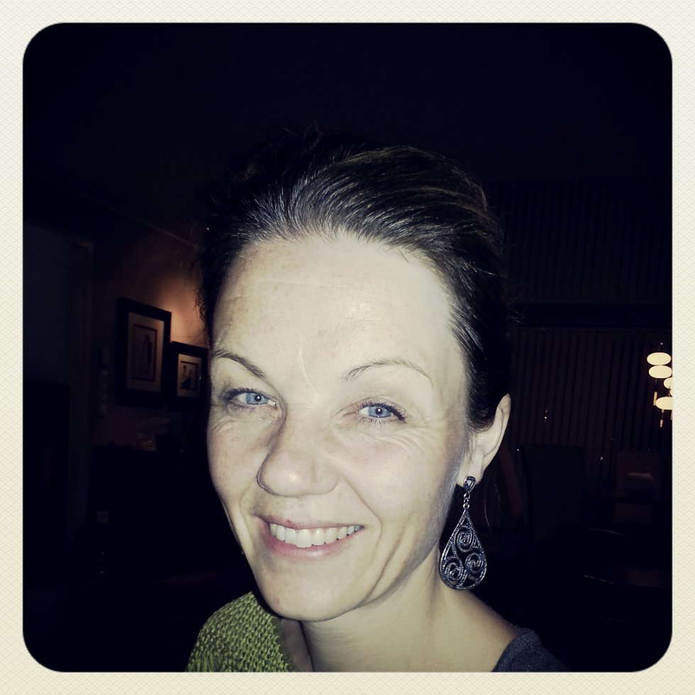 HYRET INN: Lektor Heidi Salvesen Rudi.