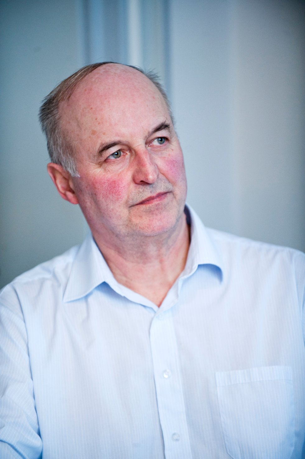 Avdelingsdirektør i Statens vegvesen region vest, Olav Finne.