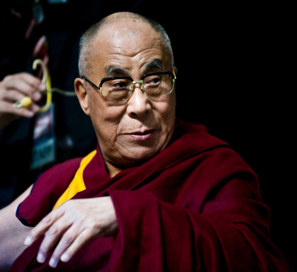 Dalai Lama (78).