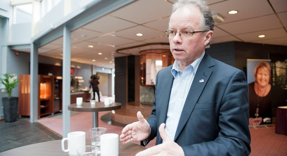 Øyvind Halleraker sier det satses mer på Heimevernet nå enn tidligere.