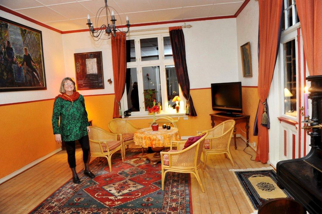 Tønsbergs blad   selger bolig helt på egen hånd