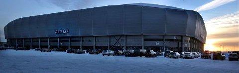 STOR OG TUNG: Arenaen på Fornebu har påført eierne store tap til nå. Verdien er neppe større enn heftelsene på anlegget, fastslår tingretten i sin kjennelse. begge FOTO: KARL BRAANAAS