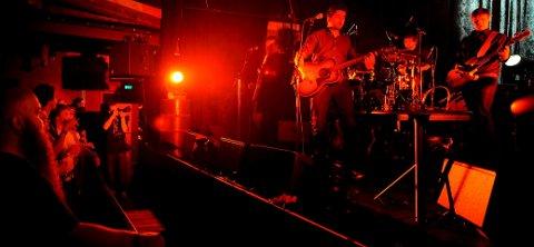 Bandet er nå lagt på is. Her fra en konsert sommeren 2010 på Working Class Hero-festivalen i Drammen.