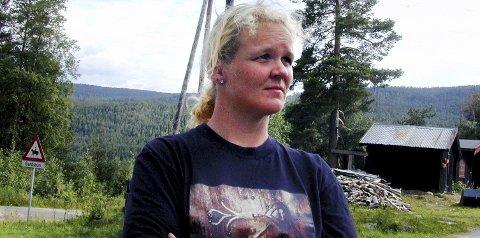 UNGDOMSLEDER: Reidun Lassegård er med og arrangerer Drømmedagen i dag.FOTO: MARI EIA BRINGEDAL
