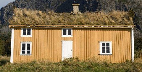 I Norge er torvtak en gammel tradisjon som holdt seg lenger i grisgrendte strøk enn i byene.