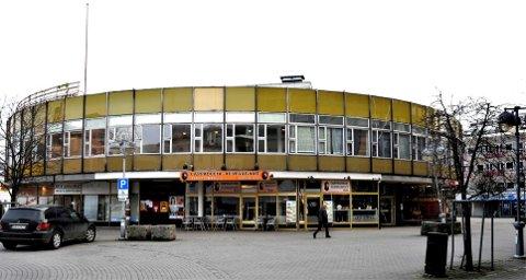 Globusgården på Strømsø.