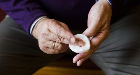 Mange nordmenn har for høyt kolesterolnivå uten selv å vite om det.