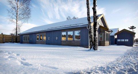 I Bankveien på Halmstad i Rygge står omsorgsboligene klare.