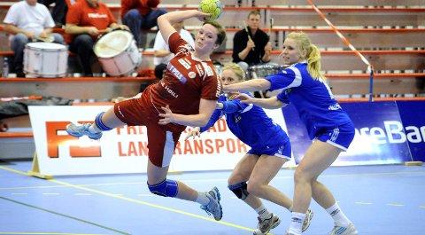 Kari Brattset og FBK vant med tre mål over Njård