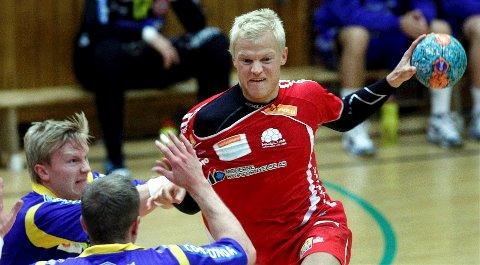 Hampus Jildenbäck skulle gjerne tatt seriegull i sin siste sesong med Haslum.
