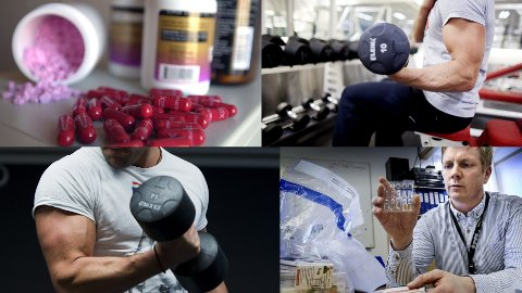 bivirkninger med anabole steroider