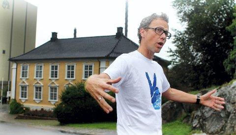 Håkon Sæther er programansvarlig for årets Christian Frederik-dager.
