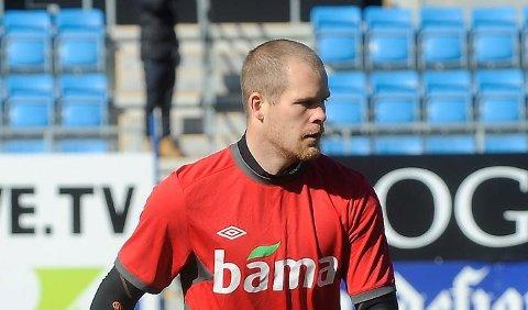 Aktuell for SF? Espen Bugge Pettersen har kontrakt med Molde ut 2015. Arkivfoto: Anders M. Hasle