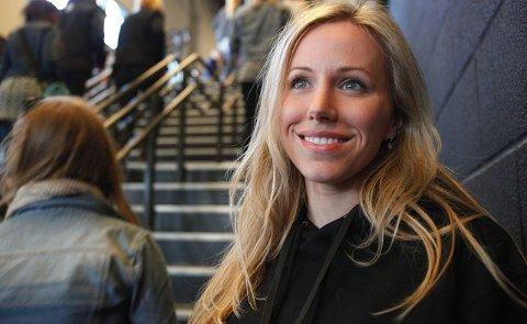 Daglig leder Mie Skard i eventselskapet ROK.