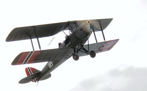 Dette er et av verdens mest kjente skolefly.