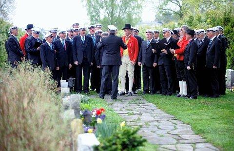 Sandefjords Sangforening. Foto: Lily Marcela Gundersen