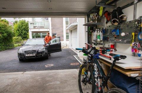 Moss Avis - Slik får du en ryddig garasje