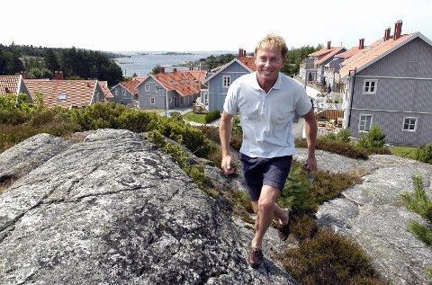 Vidar Lyhus har blitt rik på svenskehandel.