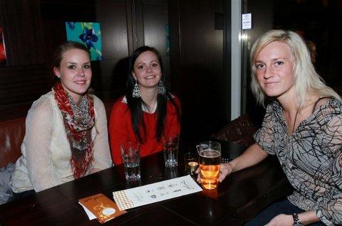 Marthe, Marlin og Nina