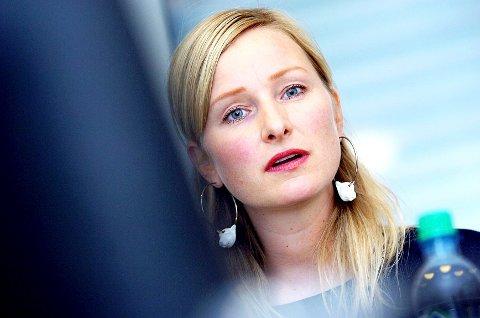 Inga Marte Thorkildsen får kritikk etter å ha kontaktet politiet i en gammel incestsak.