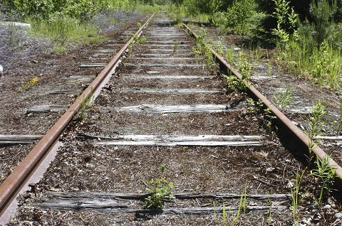 FREDNING NESTE: Riksantikvaren har nå offisielt gått ut med forslaget om å frede Numedalsbanen med omkringliggende anlegg for ettertiden. Det betyr at anlegget får samme beskuyyetlse som kulturminnene etter sølvverket. FOTO: STÅLE WESETH