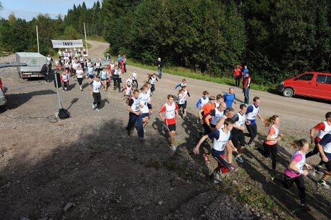 Montebelloløpet ble arrangert for første gang i fjor. 106 løpere stilte til start den gangen. I år blir det mange flere.