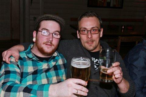 Anders og Jon