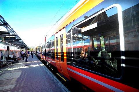 Med togstans gjennom Oslo, ble det litt av et togkaos mandag morgen.