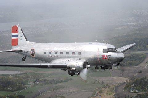 DC 3 flyet et luftfartens mest seiglivede suksess.