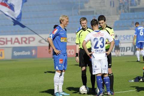 Alexander Gabrielsen er tilbake som SF-kaptein. Foto: Kurt André Høyessen