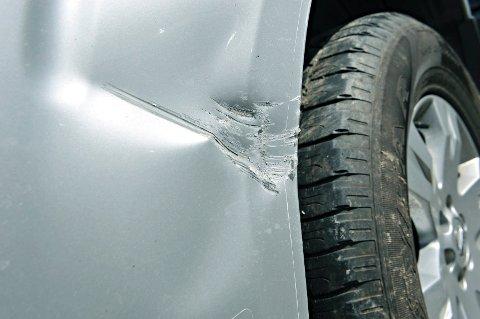 For det meste er det små skader det dreier seg om. Men de blir fort kostbare å reparere.