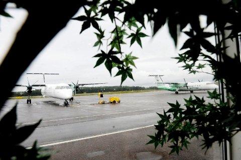 Sandefjord lufthavn Torp befinner seg i en mellomfase i påvente av at det ansattes en permanent etterfølger for tidligere administrerende direktør Alf-Reidar Fjeld.