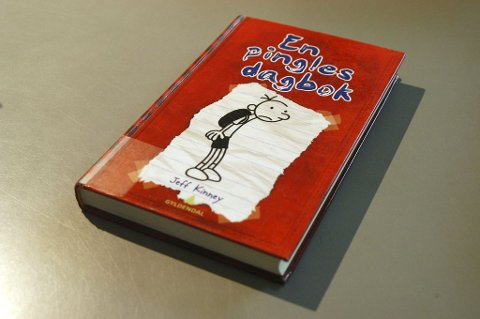 Boka «En pingles dagbok» er en av sommerens store farsotter.