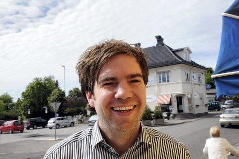 FRI ROLLE: Jørgen Nyhus