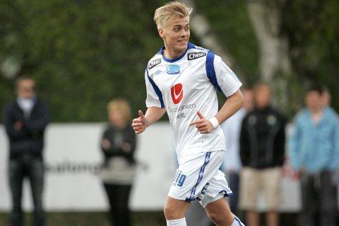 Eirik Ulland Andersen er Vard-spiller fram til 31. juli.