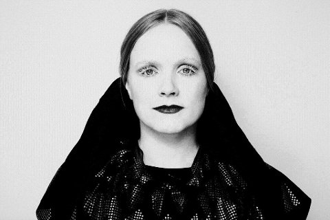 TIL FJELLET: Kritikerroste Ane Brun skal spille på Slottsfjell til sommeren.