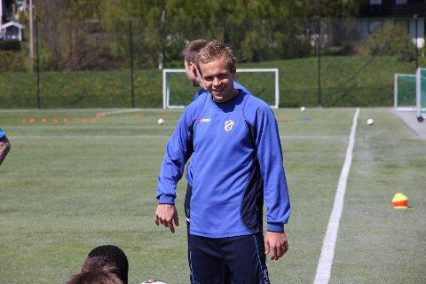 Christer Kleiven og resten av Stabæk-troppen har fortsatt troen på det de driver med.