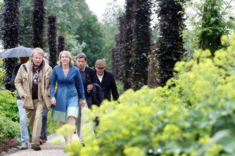 Kommunestyret i Vestby tok stilling til planene for Ramme Gaard.