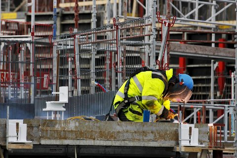 Drammen er den mest effektive i byggplanlegging av de landets største kommuner ifølge en 2011- rapport fra Kommunenes Sentralforbund.